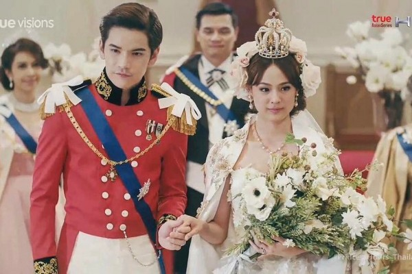 Fashion Style of Princess in Lakorn
