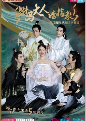 Princess! You Have Five Husbands! (2021) / 驸马大人请指教